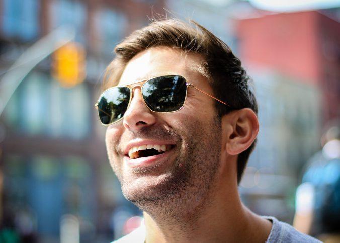 Hugo Boss zonnebril