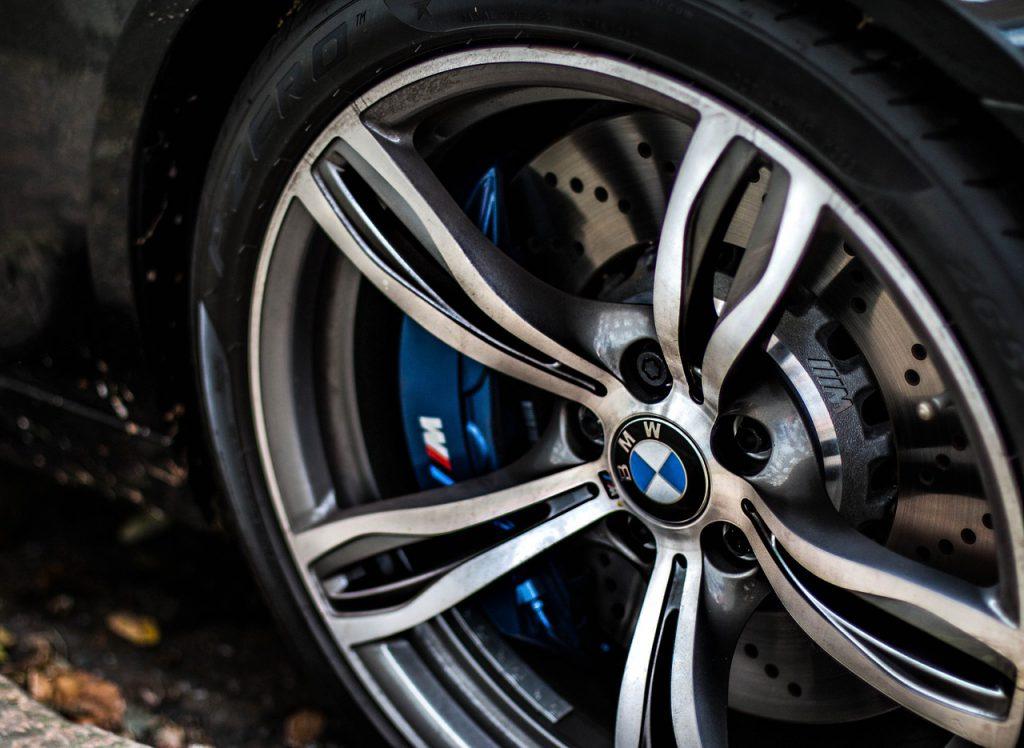 BMW 5 serie banden